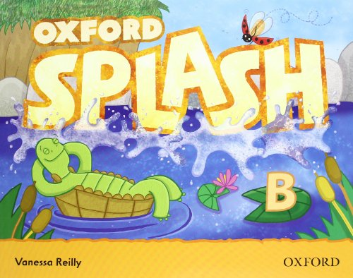 Splash B: Class Book and Songs CD Pack - 9780194025188