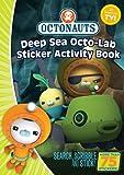 Octonauts Deep Sea Octo-Lab Sticker Activity book