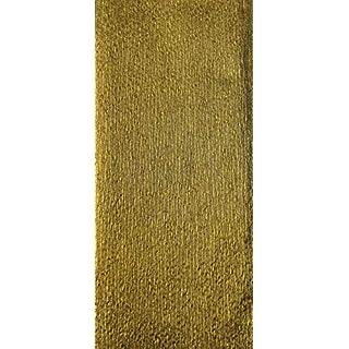 Clairefontaine 95275C Rolle Metallkrepppapier (250 x 50 cm, 72 g, ideal für Deko, mit Glanzeffekt) 1 Rolle gold