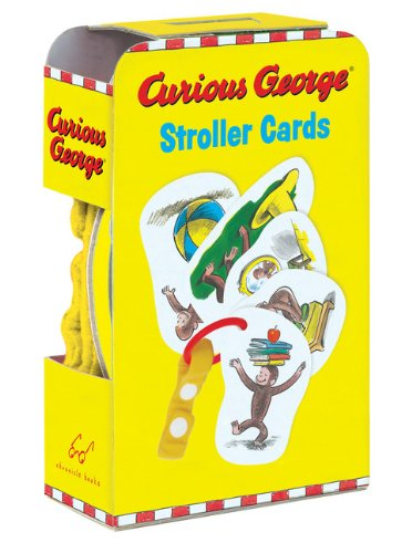 Curious George Stroller Cards