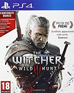 PS4 THE WITCHER 3 THE WILD HUNT