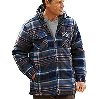 Champion Dundee oder Falkirk Fleece Sherpa Kaputzenjacke für Herren