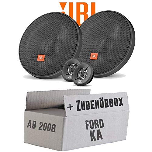 BL 16cm System Auto Einbausatz - Einbauset für Ford KA 2 RU8 - JUST SOUND best choice for caraudio ()