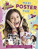 Disney Soy Luna Maxi Poster Fun: 12 posters - 16 postkaarten - 1 dubbelzijdige maxiposter