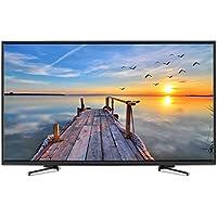 HKC 40K7A-A2EU 100.3 cm (40 inch) LED TV Téléviseur (Full HD, TRIPLE TUNER, DVB-T / T2 / C / S / S2, H.265 HEVC,CI+, Mediaplayer USB2.0) [Classe énergétique A]