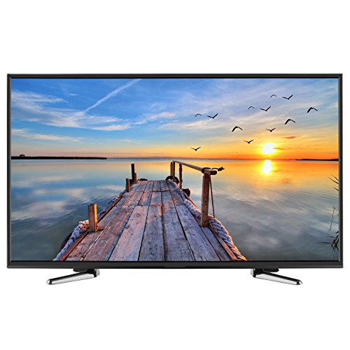 HKC 40K7A-A2EU 40 pulgadas LED TV (Full HD, TRIPLE TUNER, AVPE 8.0 Video Engine, DVB-T/T2/C/S/S2, H.265 HEVC, CI+, Mediaplayer USB2.0) [Energy Class A]