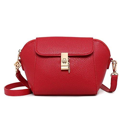GBT Mode-Paket Schultertasche Handtasche Red