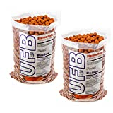 Ultimate feed boilies / 15mm / 10kg / Garlic mint