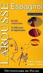 Dictionnaire de poche Larousse Espagnol