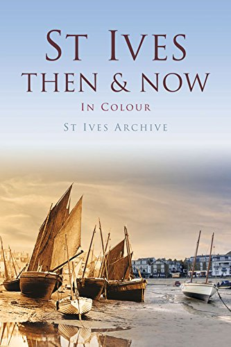 st-ives-then-now-then-now-history-press