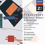 Stravinsky: Chamber Works & Rarities (2 CDs)