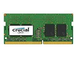 Crucial 8GB Single DDR4 2133 MT s PC4-17000 SODIMM 260-Pin Memory - CT8G4SFD8213