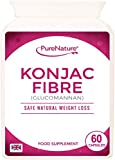 Konjac Fibre Glucomannan Proven Safe Natural Weight Loss Diet Slimming Pills UK Made | FREE 2016 Fast Start Diet Plan | FREE UK DELIVERY