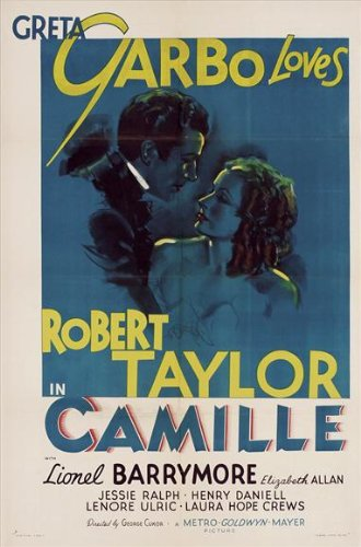 Camille Plakat Movie Poster (27 x 40 Inches - 69cm x 102cm) (1937) B