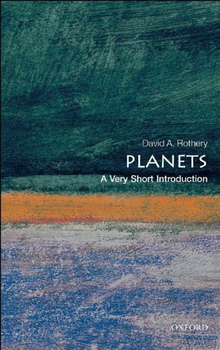 Planets: A Very Short Introduction (Very Short Introductions) (English Edition) por David A. Rothery