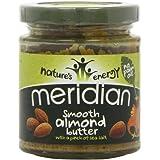 Meridian Almond Butter, Natural 170g