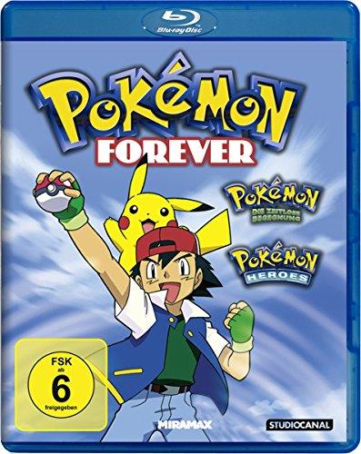 Pokémon 4+5 (Forever Edition) [Blu-ray]