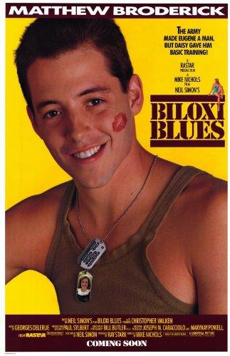 biloxi-blues-11-x-17-poster-de-pelicula-28-cm-x-44-cm-en-matthew-broderick-christopher-walken-casey-