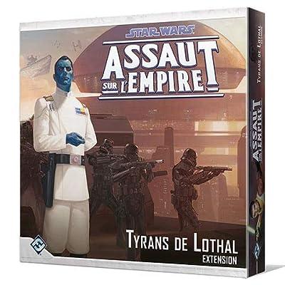 Fantasy Flight Games Star Wars Assaut sur l'empire - 54 - Tyrans de Lothal
