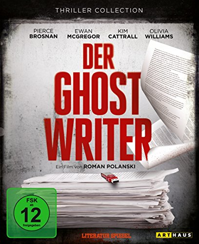 Der Ghostwriter - Thriller Collection [Blu-ray]