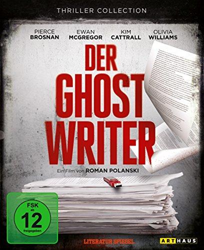 Der Ghostwriter - Thriller Collection [Blu-ray]