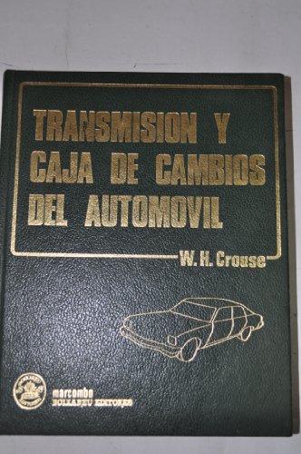 Transmision y caja de cambios del automovil