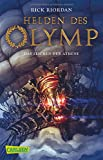 Helden des Olymp, Band 3: Das Zeichen der Athene von Rick Riordan