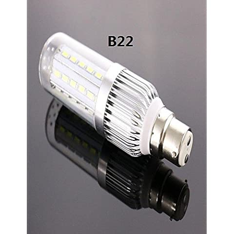 YangR* B22 8 W 42 SMD 5730 LM 800 t de maíz blanco frío bombillas 85-265 V CA , blanco