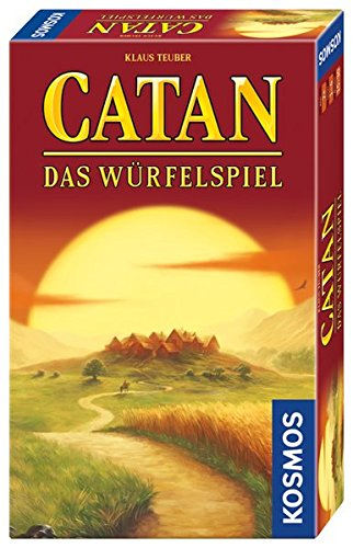 Kosmos 699093 - Catan - Strategiespiel