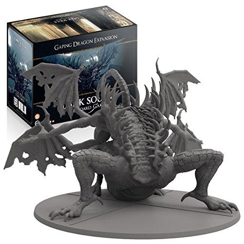 Steamforge Games SFGDS010 Wave 2 Dark Souls The Brettspiel: Gaping Dragon Expansion, Mehrfarbig (Brettspiele Expansion)