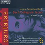Bach, J.S.: Cantatas, Vol. 6 - Bwv 21, 31