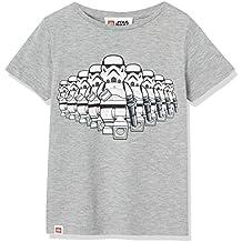 RED WAGON Camiseta de Lego Star Wars Para Niños