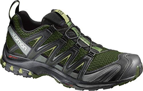 Salomon XA Pro 3D, Chaussures de randonnée homme Chive/BLACK/Beluga