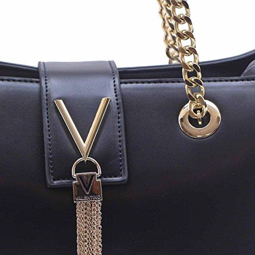 Valentino , Sac pour femme à porter à l'épaule Notte