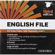 Eng File Eoi Exam Power Pack Ava 3Ed (English Files)