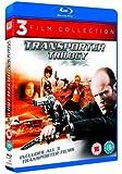 The Transporter Trilogy [Blu-ray] [2002]