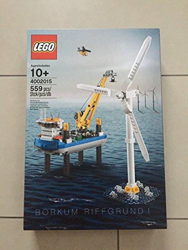 Preisvergleich Produktbild LEGO BORKUM RIFFGRUND I SAMMLERSTÜCK