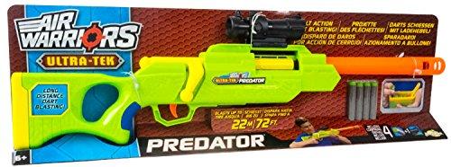 BuzzBee-Ultra-Tek-Predator-Jagdgewehr-mit-Zielfernrohr-kompatibel-mit-Nerf-Darts