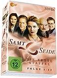 Samt & Seide - Staffel 1/Folge 1-13 auf 3 DVDs!