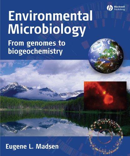 Environmental Microbiology: From Genomes to Biogeochemistry