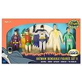 Batman 1966 Bendable Figures 5-Pack Set II 14 cm Croce Comics Mini