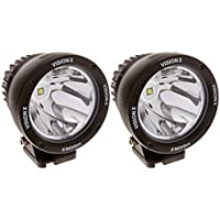 Vision X Lighting 9151069 Cannon Black 4.5 25W Narrow LED