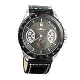 AMPM24PMW010–Herren Armbanduhr Farbe Schwarz