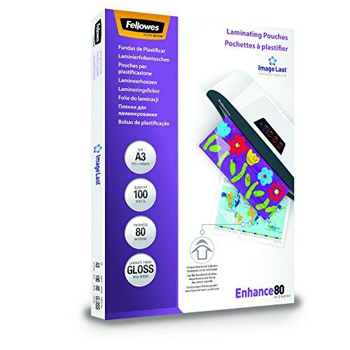 fellowes-5306207-pochettes-de-plastification-imagelast-a3-80-microns-paquet-de-100