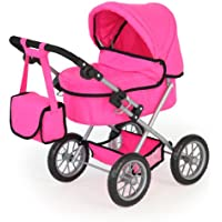 Bayer Design 13029 - Passeggino per bambole Trendy rosa