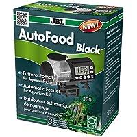 JBL Distributeur Automatique de Nourriture pour Aquariophilie Noir