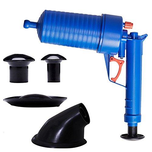 Asien Abflussreiniger Air Pumpe Blaster, Hohe Druck Air Drain Blaster Pumpe Kolben Leistungsstark Kolben für WC, Waschbecken, Badewanne, etc..