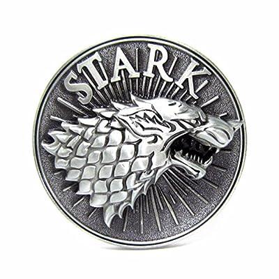 Stark Game Of Thrones Cosplay Belt Buckle