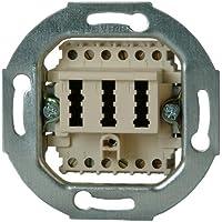 Kopp 119201185 TAE-Anschlussdose Unterputz