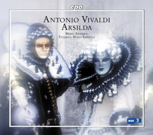 Preisvergleich Produktbild Arsilda Regina di Ponto Rv 700